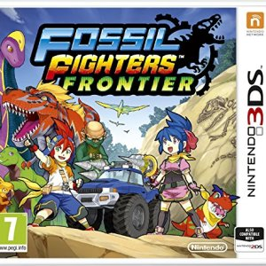 3DS: Fossil Fighters: Frontier (Nintendo 3DS/2DS)