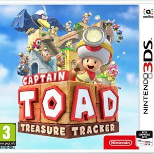 3DS: Captain Toad: Treasure Tracker