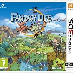3DS: Fantasy Life (käytetty)