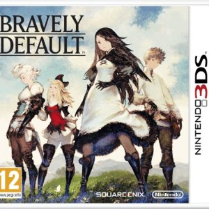 3DS: Bravely Default: Flying Fairy