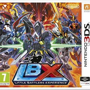 3DS: Lbx: Little Battlers Experience (Nintendo 3Ds)