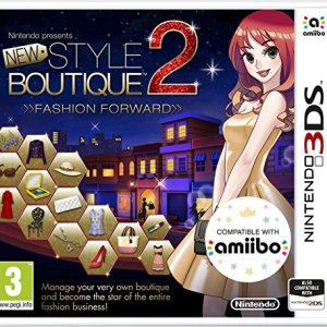 3DS: Nintendo Presents: New Style Boutique 2 - Fashion Forward