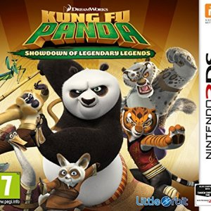 3DS: Kung Fu Panda: Showdown of Legendary Legends