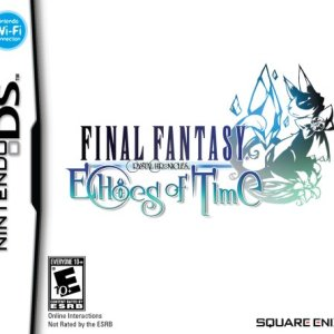 NDS: Final Fantasy Crystal Chronicles Echoes Of Time- US Import