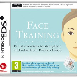 NDS: Face Training (Nintendo DSi Only)