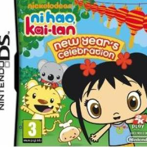 NDS: Ni Hao Kai Lan: New Years Celebration