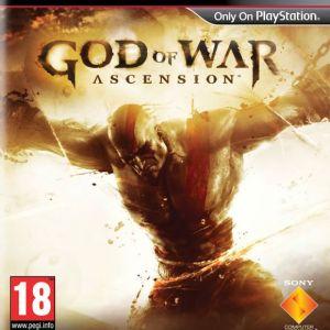 PS3: God of War: Ascension (käytetty)