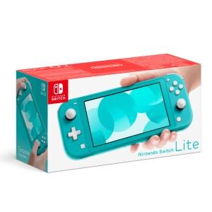 Switch: Nintendo Switch Lite - Turkoosi