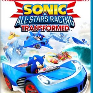 Wii U: Sonic and All Stars Racing Transformed: Limited Edition