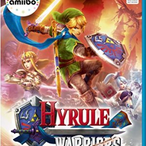 Wii U: Hyrule Warriors (käytetty)