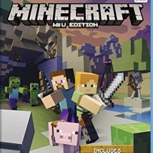 Wii U: Minecraft: Wii U Edition