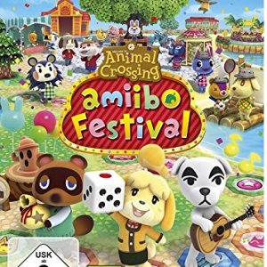 Wii U: Animal Crossing amiibo Festival