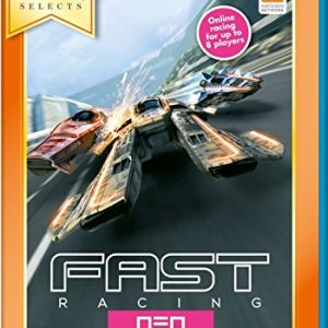 Wii U: Fast Racing NEO eShop Selects