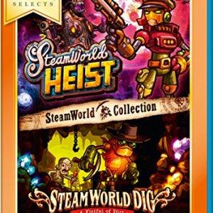 Wii U: Steam World Collection: Steam World Heist + Steam World Dig eShop Selects