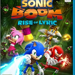 Wii U: Sonic Boom: Rise of Lyric