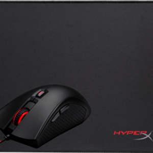 PC: KINGSTON HyperX Pulsfire FPS Gaming Mouse and Fury S Pro Gaming Pad medium Bundle
