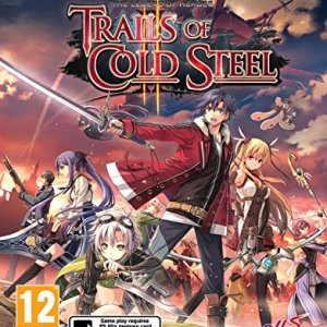 Vita: The Legend of Heroes: Trails of Cold Steel II