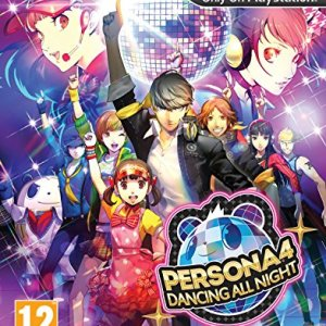 Vita: Persona 4: Dancing All Night