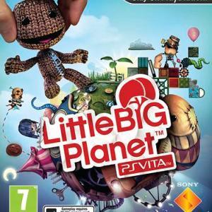 Vita: LittleBigPlanet