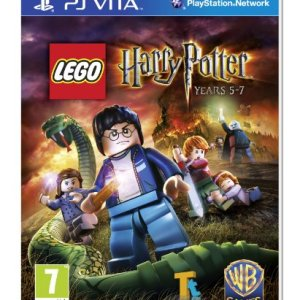 Vita: LEGO Harry Potter: Years 5-7