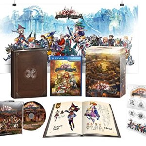 Vita: Grand Kingdom - Limited Edition
