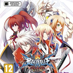 Vita: BlazBlue: Chrono Phantasma Extend