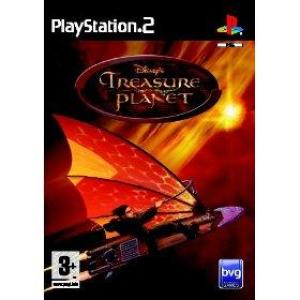 PS2: Disney Aarreplaneetta (käytetty)