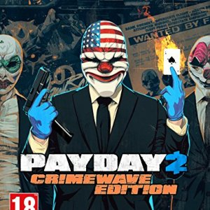 Xbox One: Payday 2 Crimewave Edition