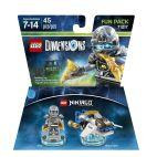PS3: LEGO DIMENSIONS FUN PACK ZANE
