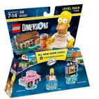 PS3: LEGO DIMENSIONS LEVEL PACK THE SIMPSONS