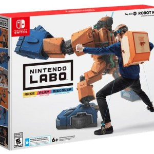 Switch: Nintendo Labo Toy-Con 02: Robot Kit