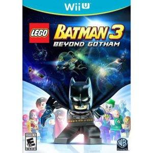 Wii U: Lego Batman 3 - Beyond Gotham