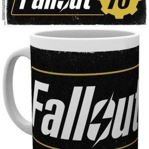 MUG Fallout 76 - logo muki