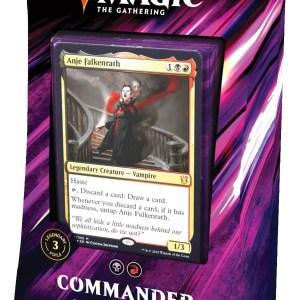 Magic The Gathering: Commanderci Merless Rage