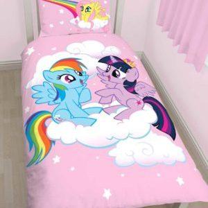 My Little Pony Single Duvet Set