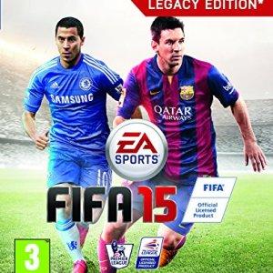 Vita: FIFA 15