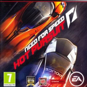 PS3: Need for speed - Hot pursuit (käytetty)