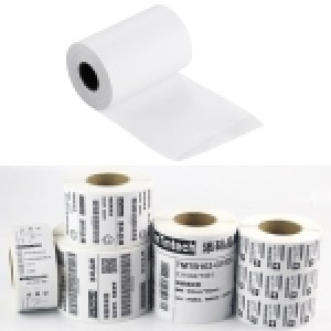 Cash Register Thermal Paper, Size: 57*40mm