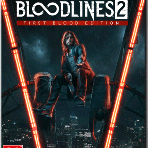 PC: Vampire: The Masquerade - Bloodlines 2 First Blood Edition