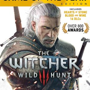 PC: The Witcher 3 Wild Hunt - Game of the Year Edition (Pc)