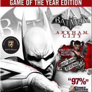 PC: Batman: Arkham City - Game Of The Year Edition