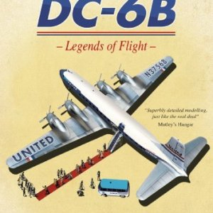 PC: DC-6B Legends of Flight