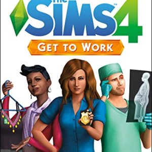 PC: The Sims 4 Get To Work Expansion Pack