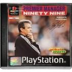 PS1: Premier Manager Ninety Nine (käytetty)