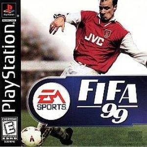 PS1: Fifa 99 (käytetty)