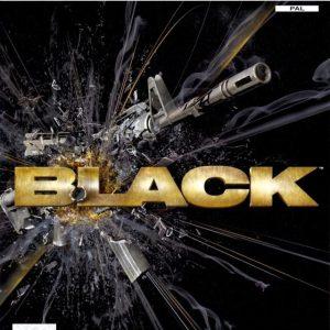 PS2: Black (käytetty)