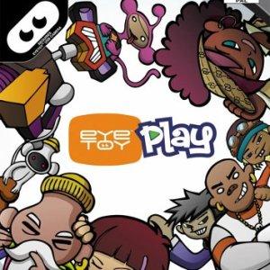 PS2: EyeToy: Play (käytetty)