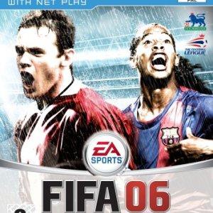 PS2: FIFA 06 (käytetty)