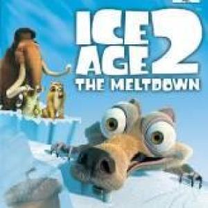 PS2: Ice Age 2 The Meltdown (käytetty)