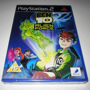 PS2: Ben 10: Alien Force (käytetty)